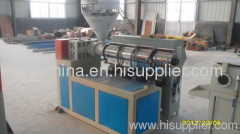 PVC medical pipe extrusion line