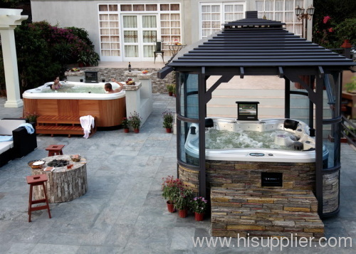 outdoor hot tub spa; hot massage bathtub;indoor hot tubs from ...