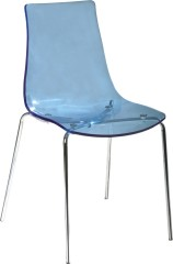 Modern Design Acrylic Side Chair