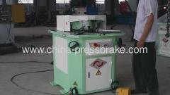 angle shearing machine