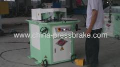 hydraulic angle cutter