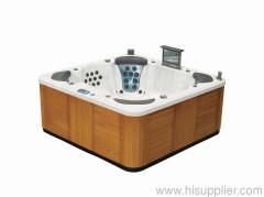 free hot tub spas ;square 6 person outdoor spas