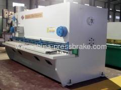 plate cutting machine / sheet metal shear