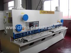 sheet metals cutter QC11Y-60X10000