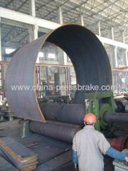4-roller plate rolling machine