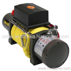 Plasma rope Winch