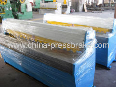 sheet metal guillotine shear