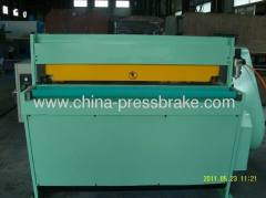 steel shear QC11Y- 16X12000
