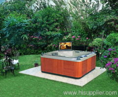 spas for outdoor; Latest outdoor square spas