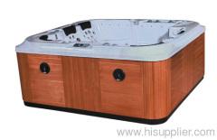 outdoor hot tubs ;spas outdoor ;spas square