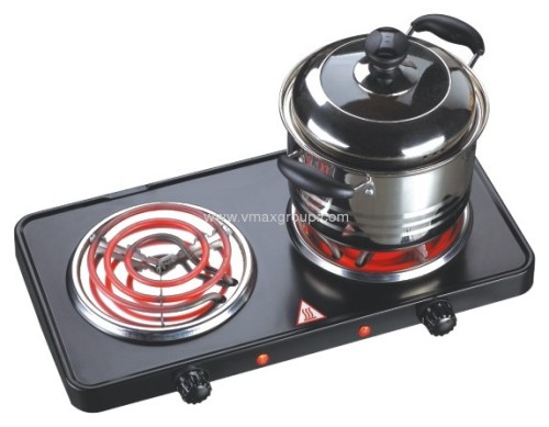how to clean electric stove top with coils