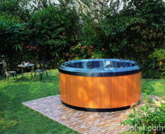 hydro round hot tubs; hot tubs jacuzzi;spa tubs