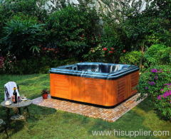 6 Person hot tubs; jacuzzi product ;massage jacuzzi