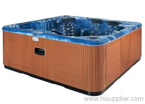 Protable jacuzzi hot tub hot tubs outdoor from china for Hot tub styles