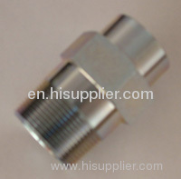branch tee hydraulic adapters
