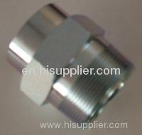 steel hydraulic adapters