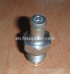 run tee hydraulic adapter from china