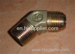tee hydraulic adapter