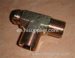elbow hydraulic adapter