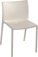 Simple air side chair