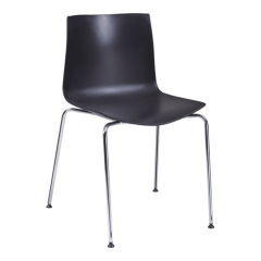 strong fashion ABS side chair