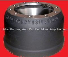 low price brake drum
