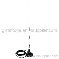824-896MHz CDMA 800MHz 7dbi Mobile Magnetic Mount Antenna