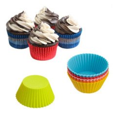 Silicone Muffin Cake Cup (SP-SB002)
