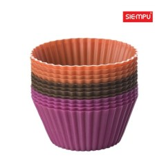 Silicone Muffin Cake Cup (SP-SB003)