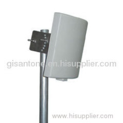 2300-2700MHz 2.4G WIFI Broadband Outdoor Directional Panel Antenna With 14DBI
