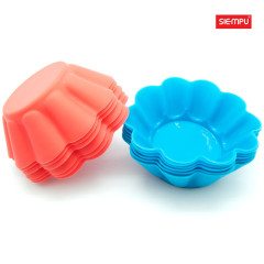 Flower Silicone Muffin Cake Cup (SP-SB008)