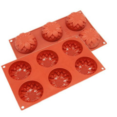 Silicone Sunflower Muffin/ Cake Mould (SP-SB012)