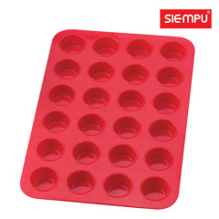 Silicone Muffin Cake Cup Mould (SP-SB014)