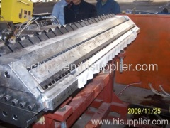 PP/PE/ABS/PS board extrusion line