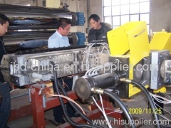 PP/PE/ABS/PS board production line
