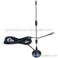 2.4G WIFI WLAN Mobile Magnetic Mount Antenna With 5DBI