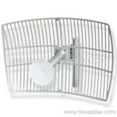 5725-5850MHz 5.8G 24DBI Parabolic Antenna