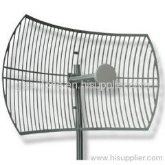 5150-5850MHz 5G 5.1G 5.5G 5.8G Outdoor 30DBI Grid Parabolic Antenna