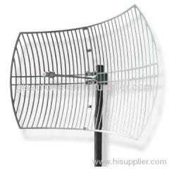 5725-5850MHz 5.8G 30DBI Parabolic Antenna