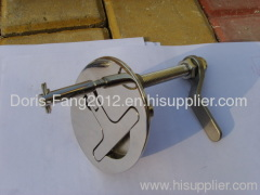 Turning Lock Lift Handle