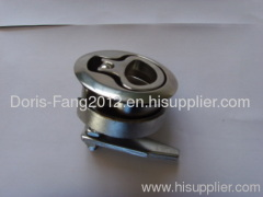 Turning Lock Left Handle