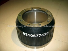 various kinds of brake drum