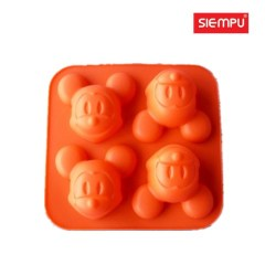 Mickey Silicone Muffin / Cake Mould (SP-SB035)