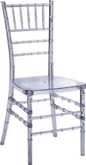 moder design Crystal bamboo Chair