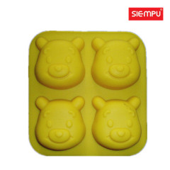 Winnie The Pooh Silicone Muffin / Cake Mould (SP-SB036)