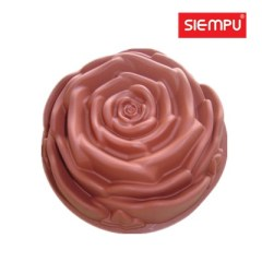 Silicone Rose Cake Mould (SP-SB041)