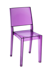 Clear PC La Maire Chair