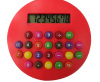 Candy plastic digital calculator