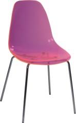 clear Acrylic DSR dinning Chair