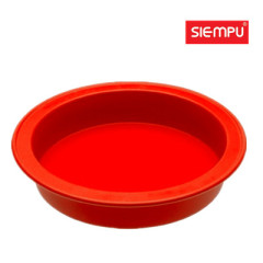 Silicone Round Cake Mould (SP-SB048)